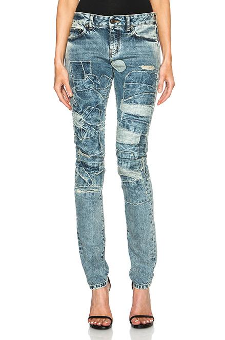 st laurent jeans