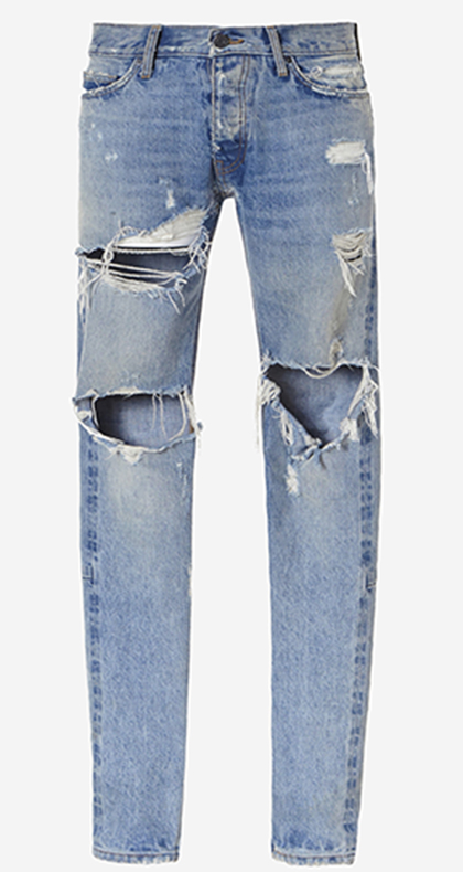 fear of god jeans $895